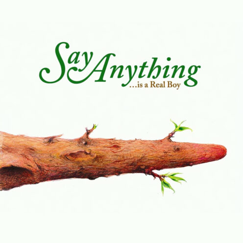 Say Anything - ... is a Real Boy