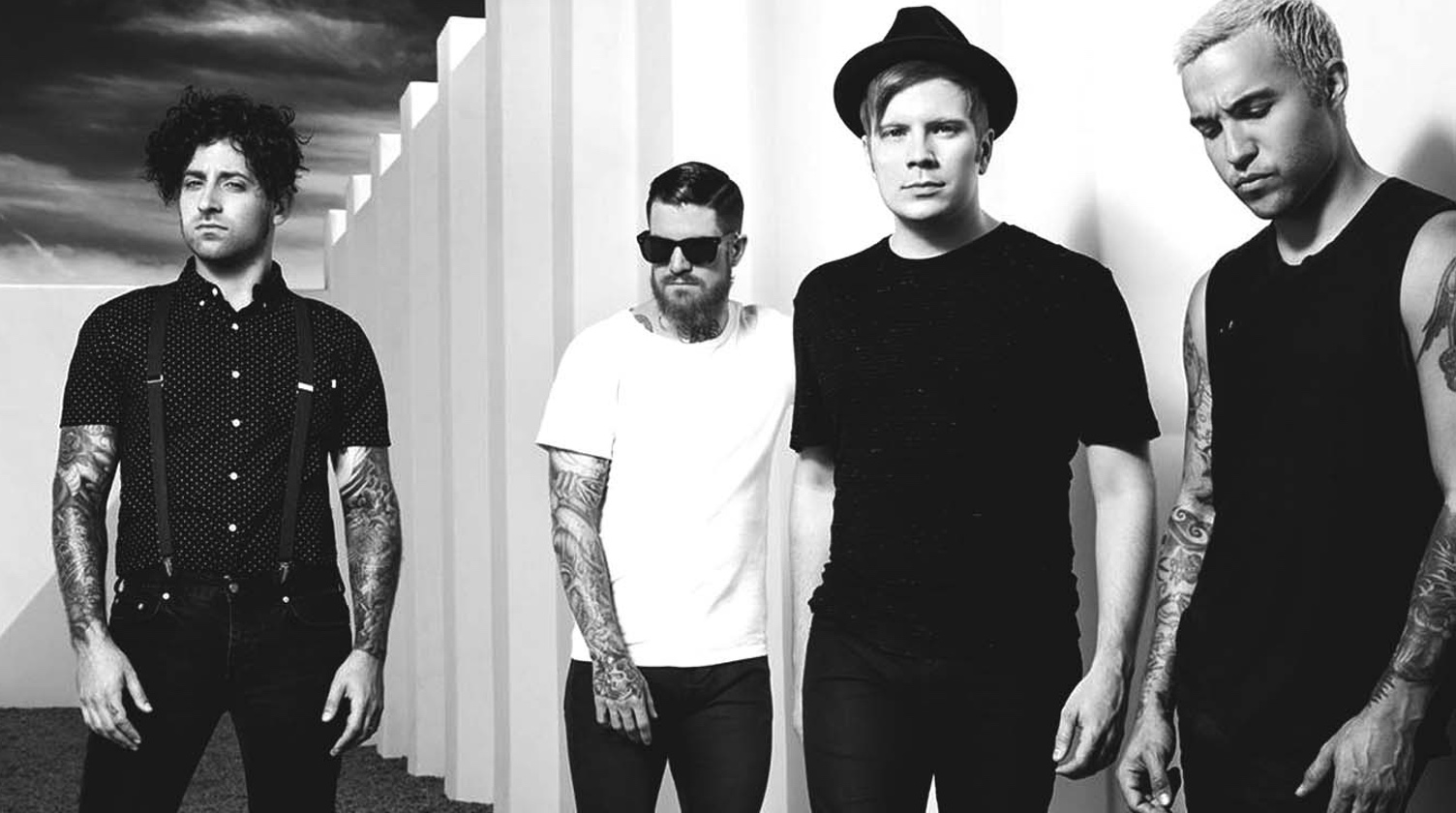 Fall out boy announce fall out boy fund chorus sciox Choice Image