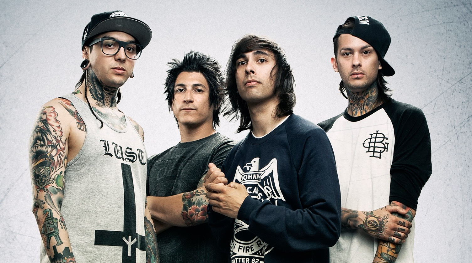 Pierce the veil announce the misadventures tour chorus pierce the veil m4hsunfo