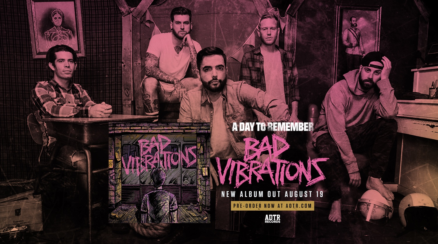 A Day to Remember - Sponsor