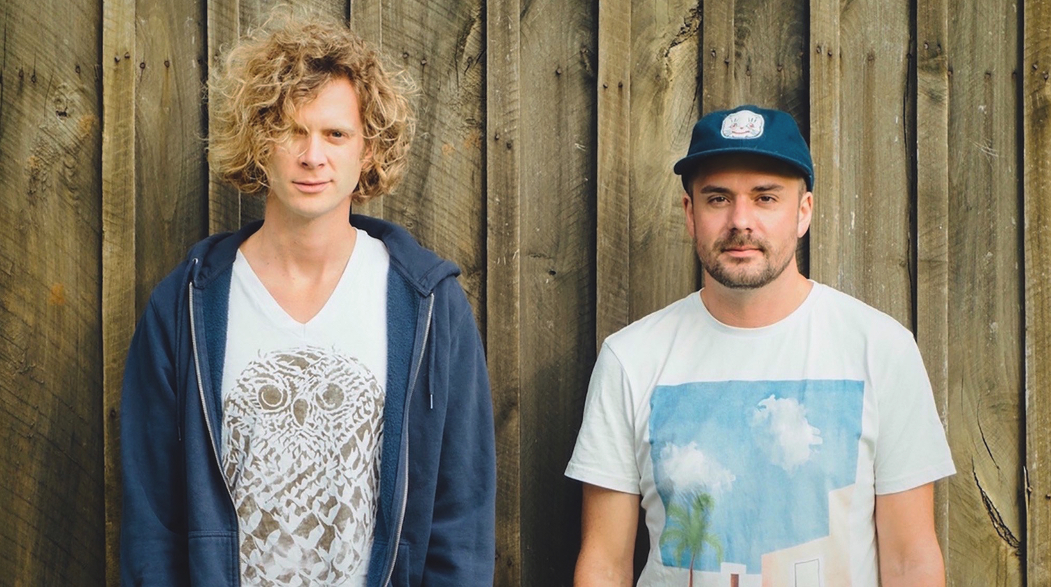 Matt Thiessen and Matt Hoopes of Relient K • chorus.fm