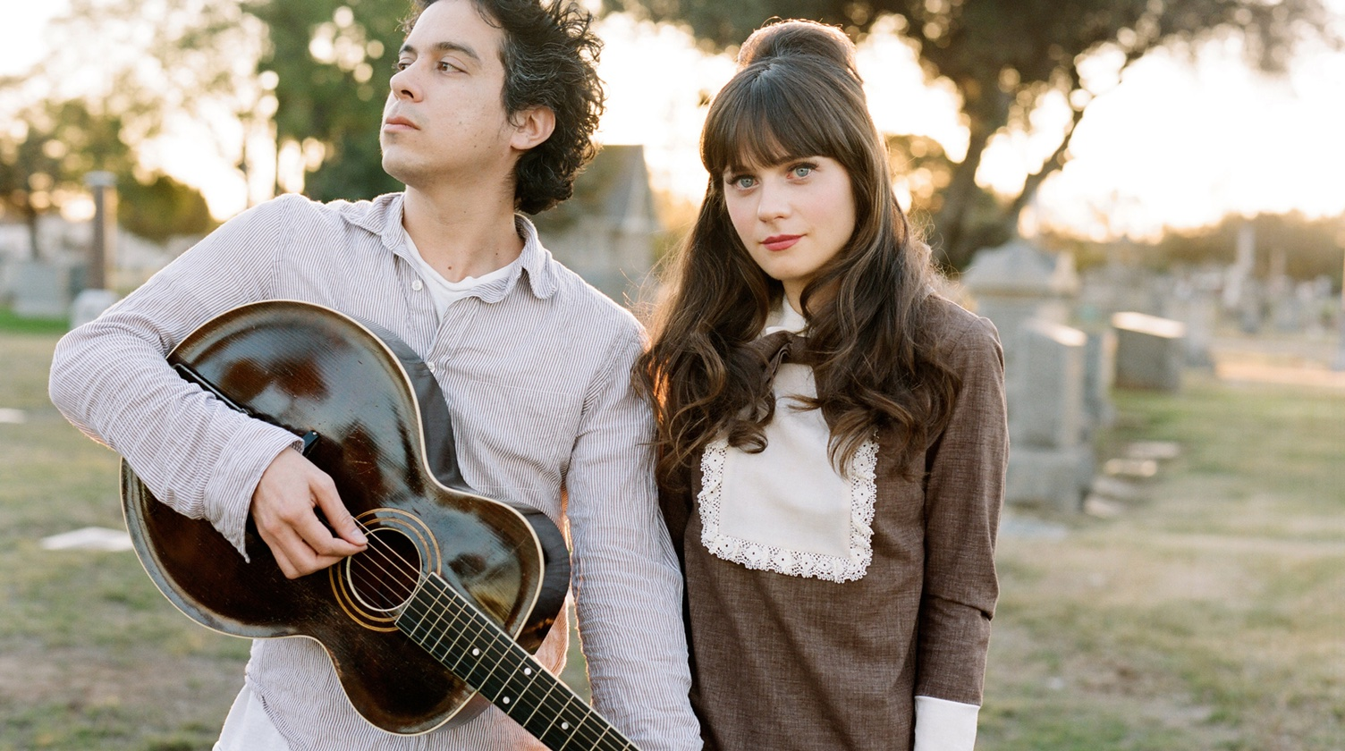 She And Him Christmas.She Him Announce New Christmas Tour Chorus Fm