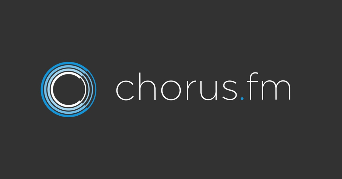 Chorus.fm Logo (For Open Graph)