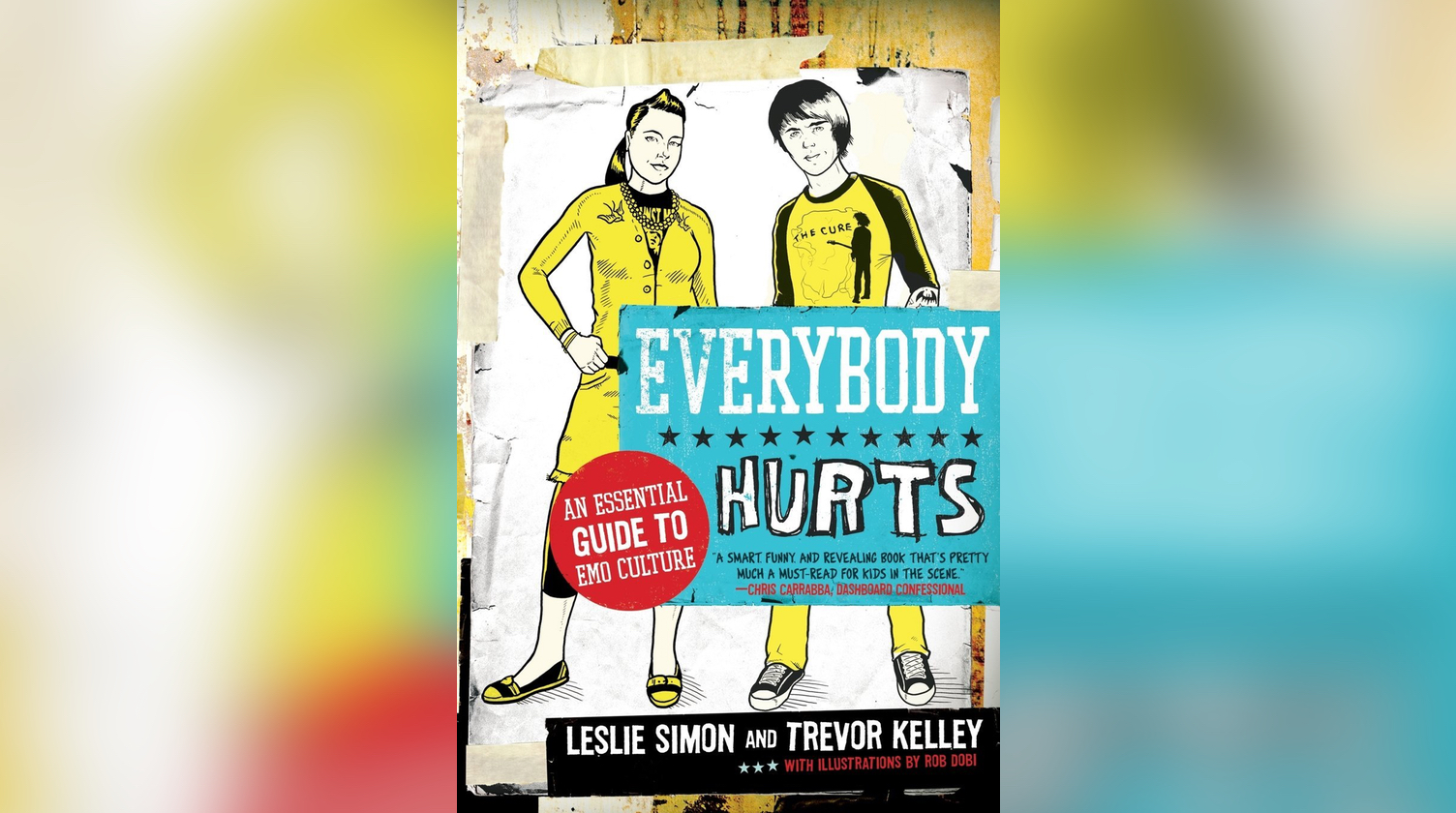 Everybody Hurts Book