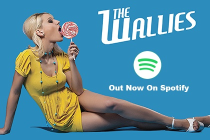 The Wallies on Spotify