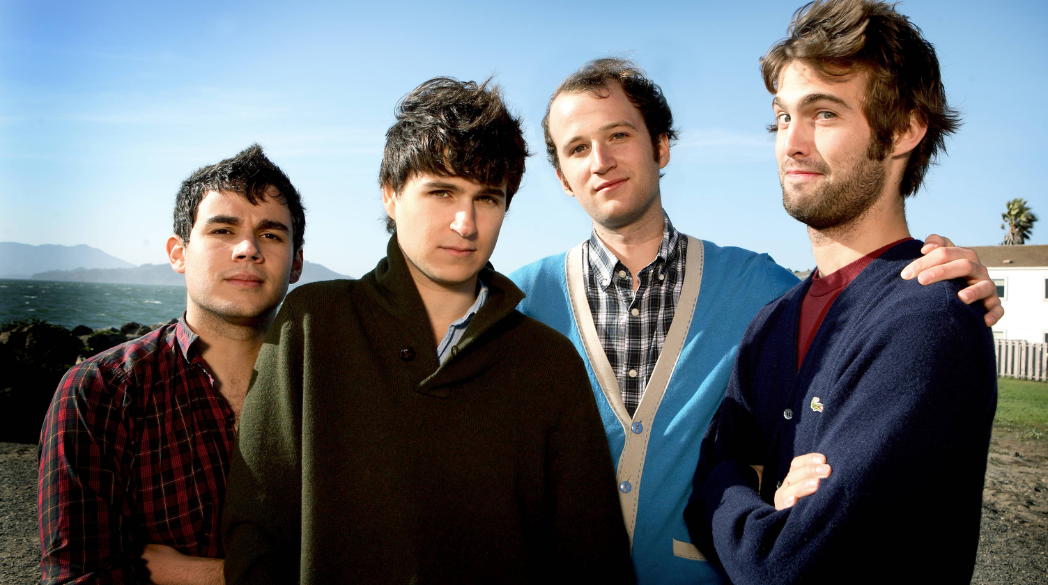 Vampire Weekend Announce New Tour
