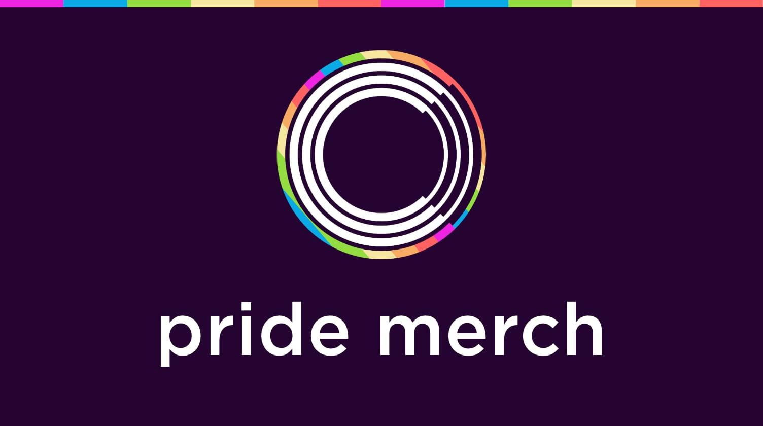 Chorus.fm Pride Merch