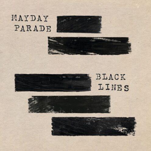 Mayday Parade - Black Lines