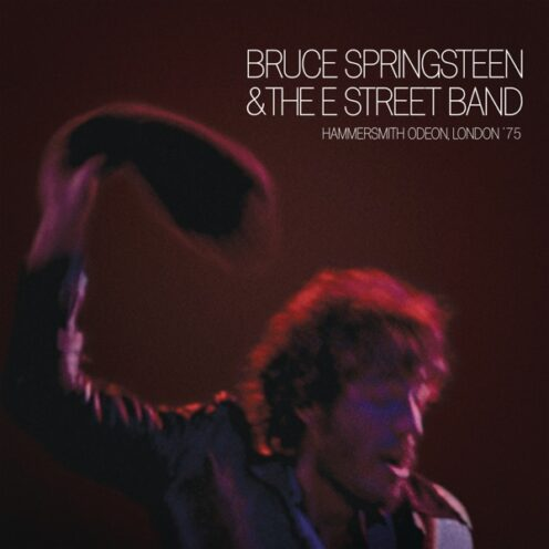 Bruce Springsteen - Live At Hammersmith Odeon, 1975
