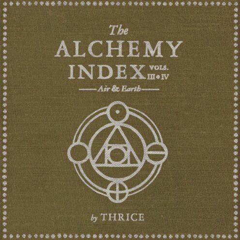 Thrice - The Alchemy Index Vols. III & IV
