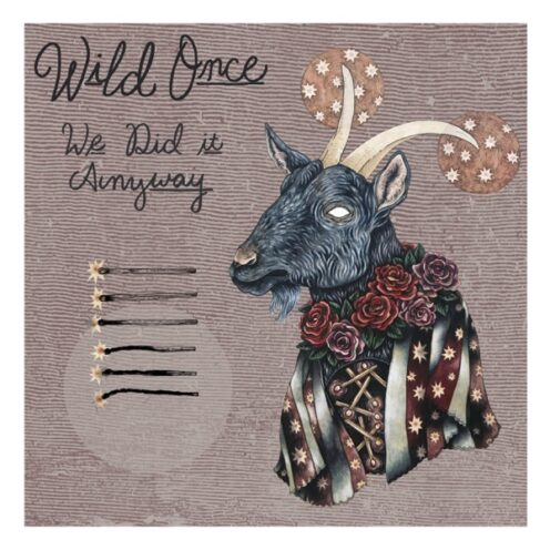 Wild Once - We Did it Anyway
