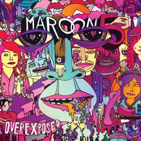 Maroon 5 - Overexposed