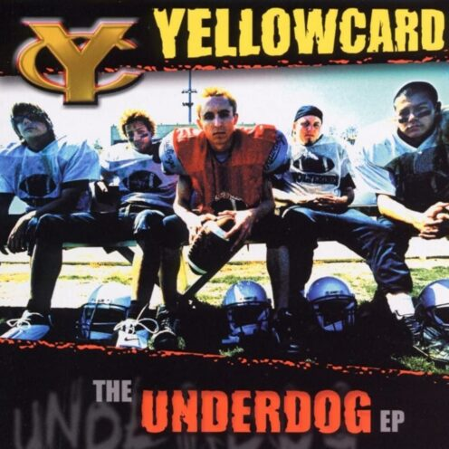Yellowcard - Underdog EP