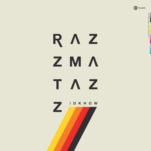 I Don't Know How But They Found Me - Razzmatazz