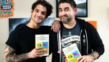 Tyler Posey and Mike Henneberger